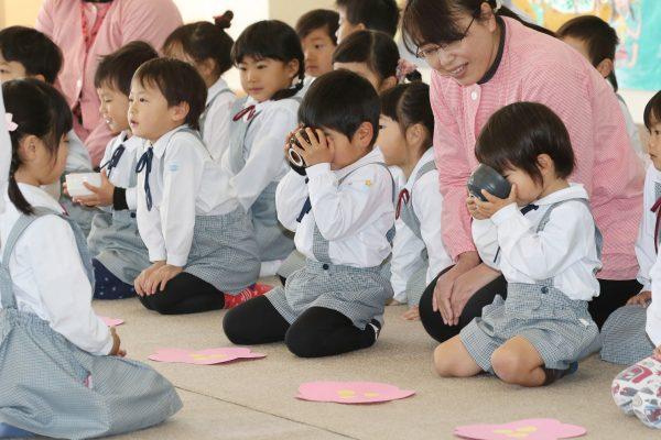 まふみ幼稚園の年間行事アルバム