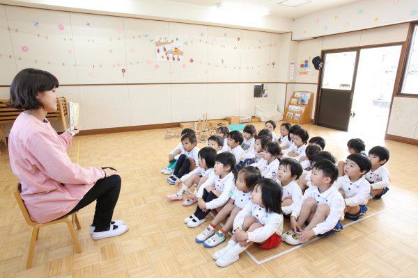 まふみ幼稚園の一日