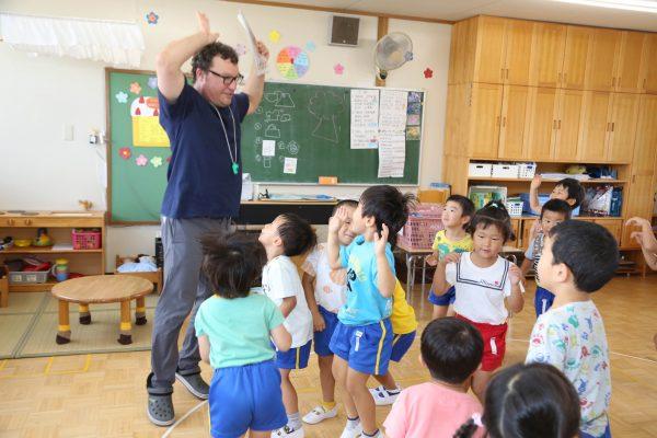まふみ幼稚園の特色ある保育