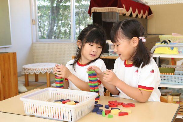 まふみ幼稚園の遊びと学び