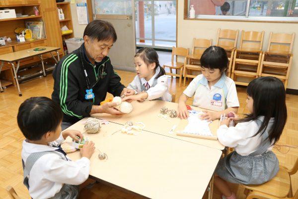 まふみ幼稚園の預り保育