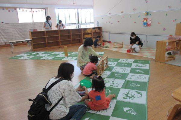 まふみ幼稚園の子育て支援活動ブログ